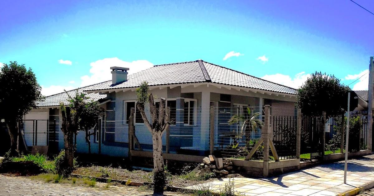 Minha casa na serra fachada tradicional for Fachada tradicional