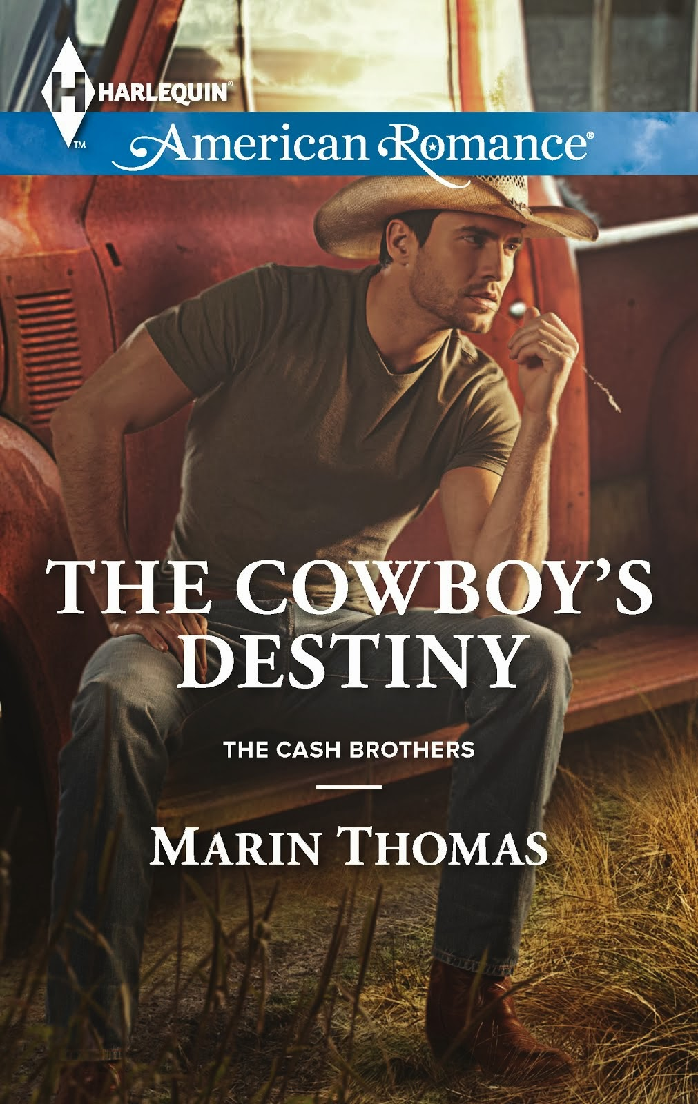 UP NEXT FROM AUTHOR MARIN THOMAS