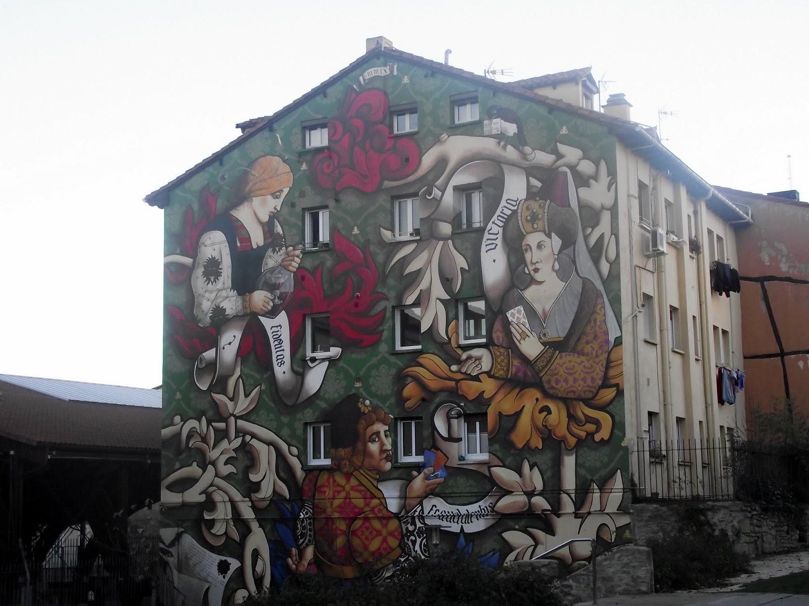 murales de Vitoria-Gasteiz IMVG