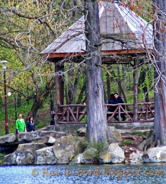 foisor parc romanescu craiova