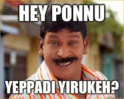 Vadivelu Facebook Reaction  Vadivelu Dialogues Facebook