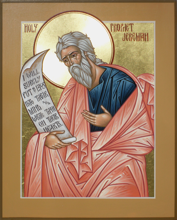 life of the prophet jeremiah A prophet of the spirit [microform] a sketch of the character and work of jeremiah.