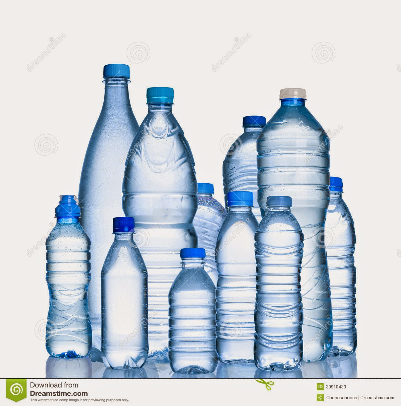 Botella De Agua Agua y Desarrol...