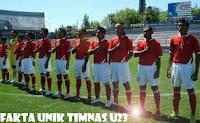 7 Fakta Unik Timnas U23 Indonesia