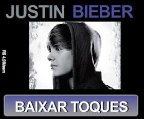 Baixe toques do Justin bieber