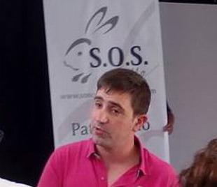 Jaime Veiga: Presidente de SOS COELLO