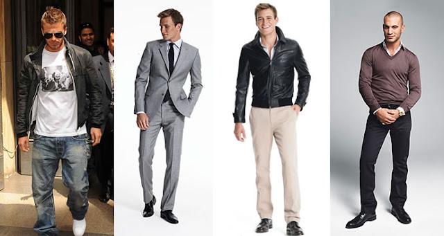 moda masculina - look - roupas para homem