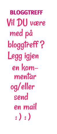 BLOGGTREFF!
