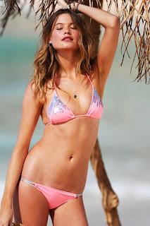 Behati Prinsloo Bikini, Victoria Secret Model