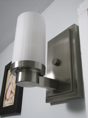 Mad for mid century march 2012 for Mid century bathroom lighting