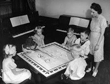 Juegos de mesa en el tiempo