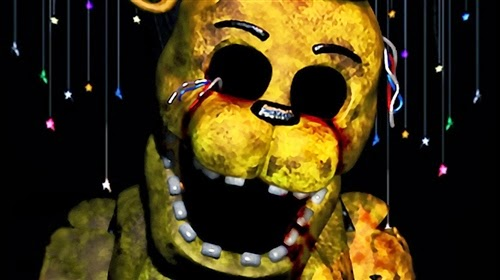 Five Nights at Freddy 3, Survives The Attack Animatronics