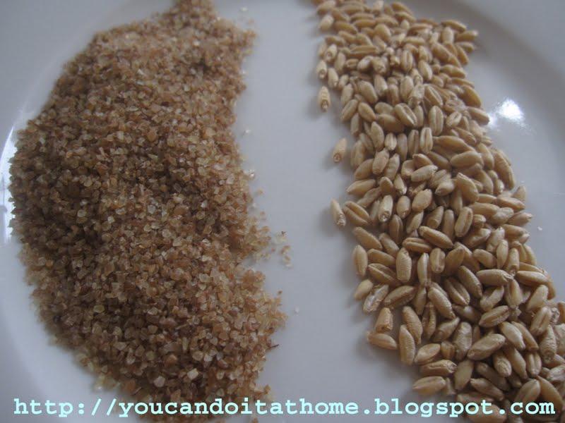 cracked whole wheat flour