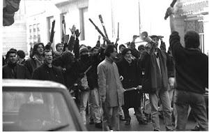 MILANO 1988 A DIFESA DELLA SEDE DI VIA MANCINI