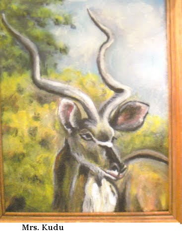 Mrs Kudu    #607