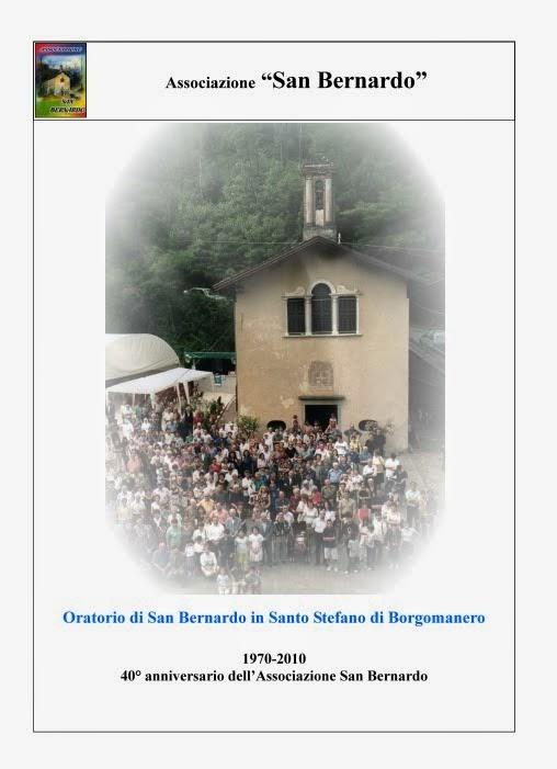Libro San Bernardo