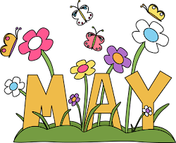 Welcome May Flowers!