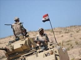 صحيفة (جيروزاليم بوست) الإسرائيلية: الجيش المصري يواصل عملياته ضد المسلحين في سيناء