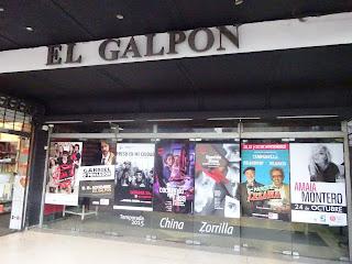 La Kaffeteria - Teatro El Galpón