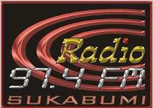 C RADIO 97,4 FM SUKABUMI