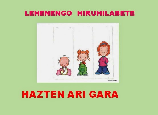 http://www.slideshare.net/iratxeallende/2-hazten-ari-gara