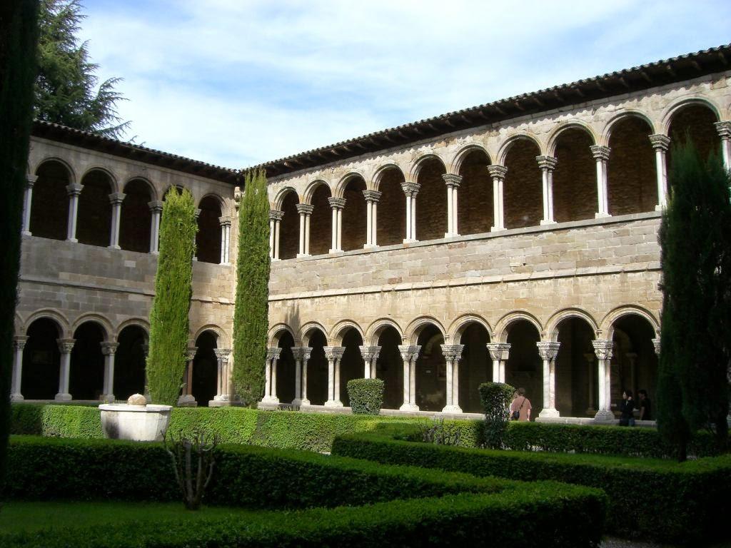 Cloister of Ripoll Monastery