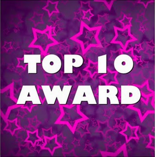 Top 10 Blogger Award