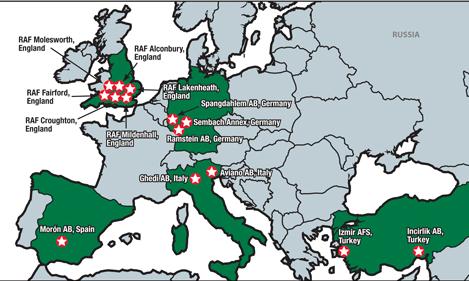Art Art Art Air Combat Command Wikipedia Map Us Military Bases