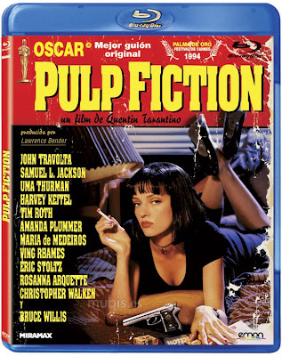 pulp fiction 1994 1080p latino Pulp Fiction (1994) 1080p Latino