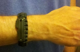 RE Factor Tactical, Operator Band, Bug-out-bag, BOB contents, survival bracelet, P51 can opener, combat veteran