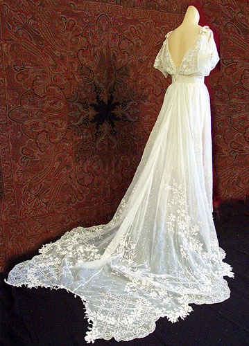 Vintage Style Wedding Dresses Pinterest 80
