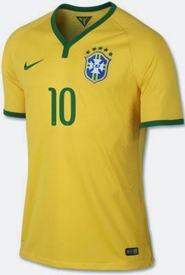 camisa da seleção brasileira 2014 comprar