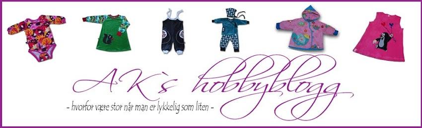 AK`s hobbyblogg