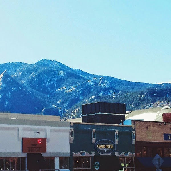 Literary City Guide to Boulder, Colorado