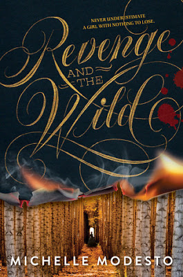 Interview with Michelle Modesto, author of Revenge and the Wild