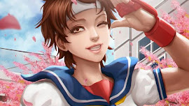 SFVN, Giới thiệu nhân vật Sakura trong Street Fighter