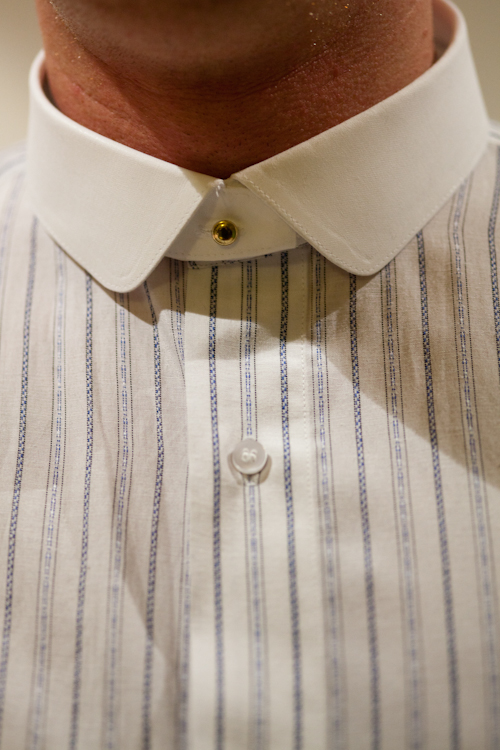 Tales Of A Southern Retro How To Detachable Collared Shirts