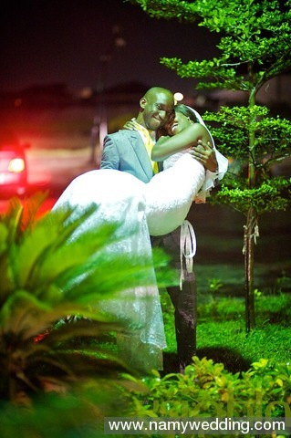 Pictures From Obiwon's Church Wedding & Reception. 39