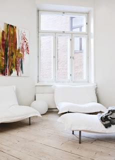 Apartamento interior escandinavo