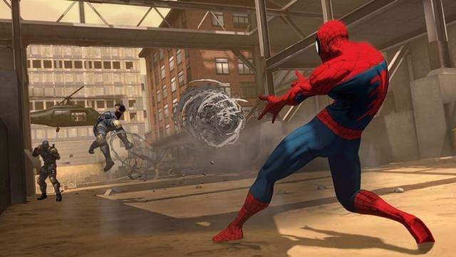 Spider Man Shattered Dimensions PC Full Español Descargar Reloaded