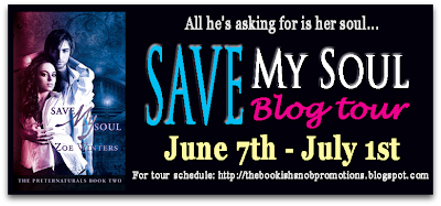 Save My Soul Blog Tour: Book Excerpt & Giveaway