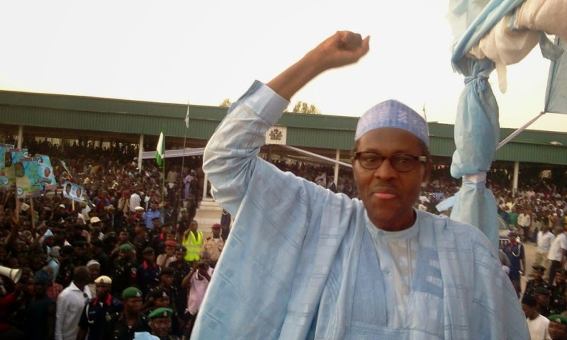 Buhari arrives Katsina for election | Nigeria News Today ...