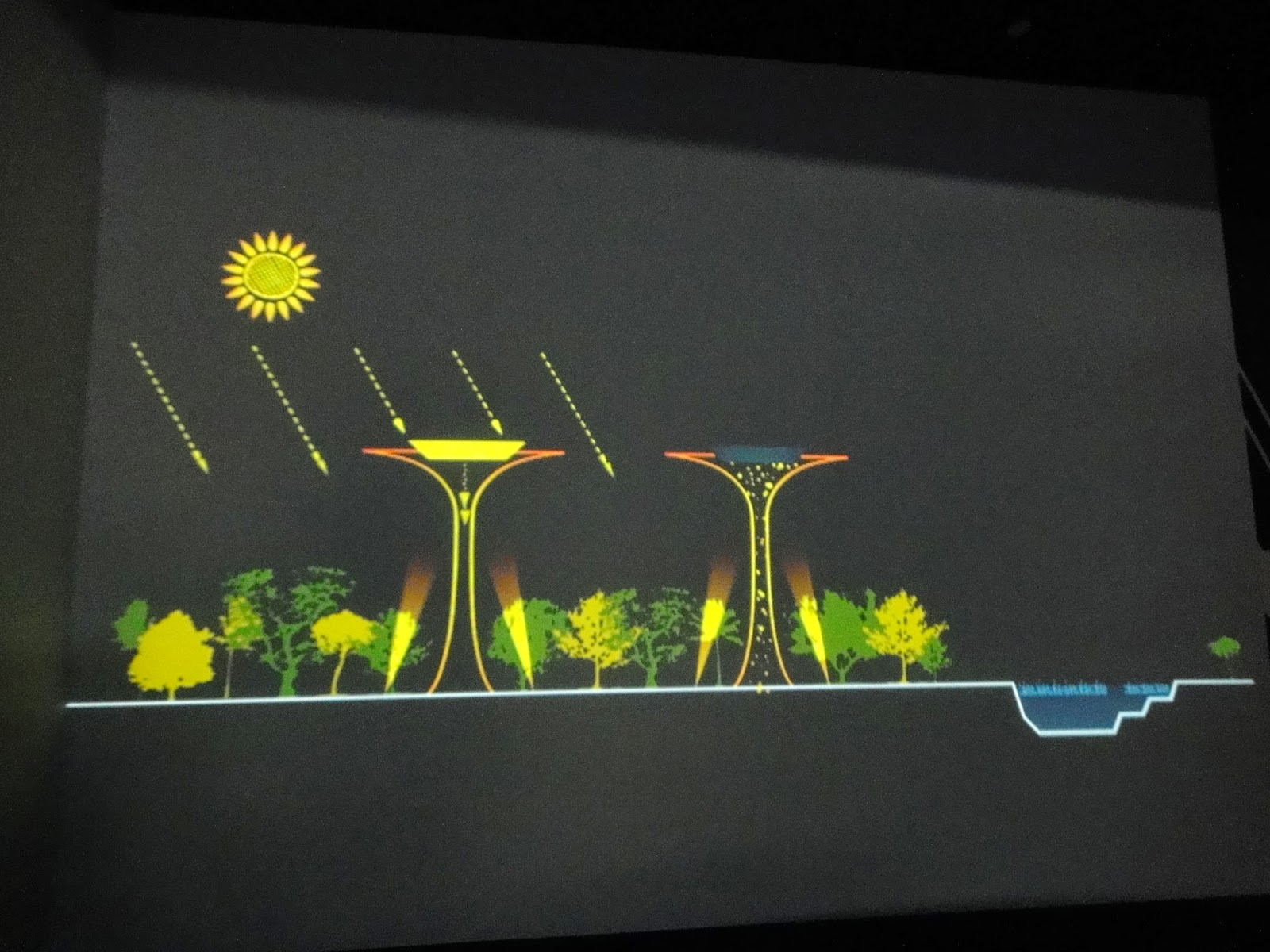 Documentary about design of Gardens by the Bay