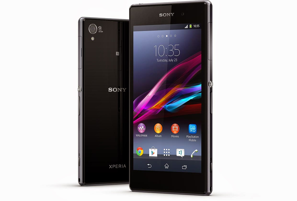 Sony Xperia Z1 Price In Bangladesh : 42,900/-
