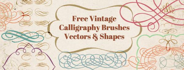 Calligraphy Borders Free