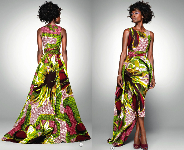Nyangi Styles African Print Designs The Absolute Wonder Of It All