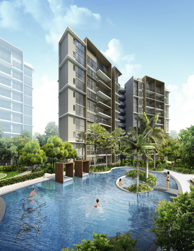 North Park Residences' Swimming Pool