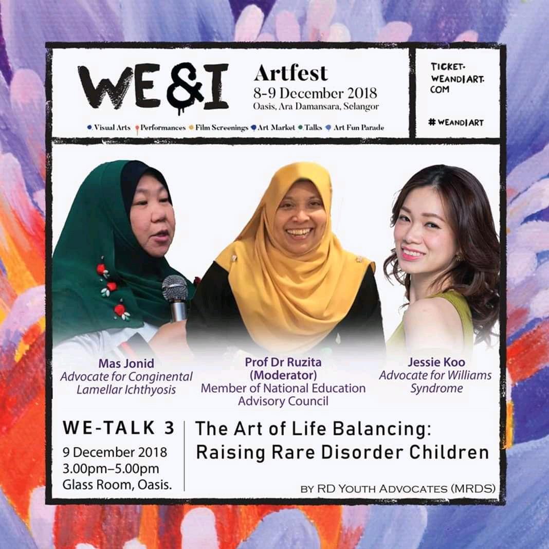 WE&I Arts 2018