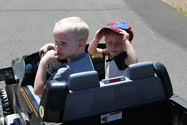 The Grandson's out for a drive (2)