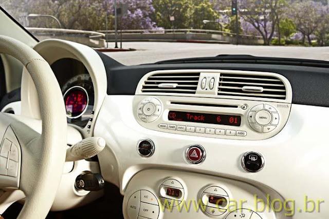 Novo Fiat 500 Automático